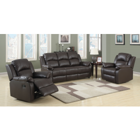 Katie Eco Leather 2 Seat Recliner