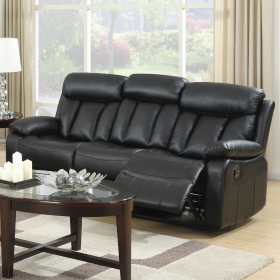 Merrion Feel Fabric 2 Seat Recliner